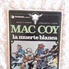 Cómics: MAC COY LA MUERTE BLANCA N. 6. Lote 184782518
