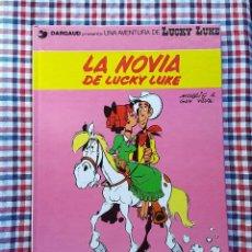 Cómics: LA NOVIA DE LUCKY LUKE - LUCKY LUKE - GRIJALBO/DARGAUD. Lote 97679615