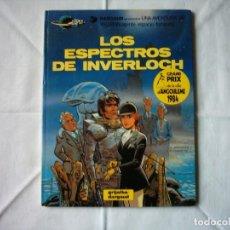 Cómics: MEZIERES/CHRISTIN. LOS ESPECTROS DE INVERLOCH. 1985. PRIMERA EDICIÓN ESPAÑOLA. . Lote 97683435