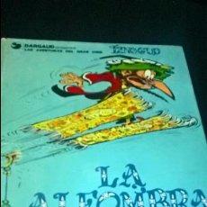 Cómics: COMIC GRIJALBO: IZNOGUD 3 LA ALFOMBRA MAGICA EDICIONES JUNIO 1977 PA. Lote 97726987
