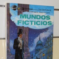 Cómics: VALERIAN Nº 6 MUNDOS FICTICIOS - GRIJALBO - OFERTA. Lote 97763011