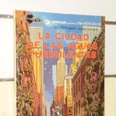 Cómics: VALERIAN Nº 8 LA CIUDAD DE LAS AGUAS TURBULENTAS - GRIJALBO - OFERTA. Lote 97763263