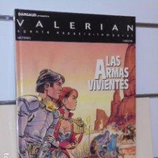 Cómics: VALERIAN Nº 14 LAS ARMAS VIVIENTES - GRIJALBO - OFERTA. Lote 97763447