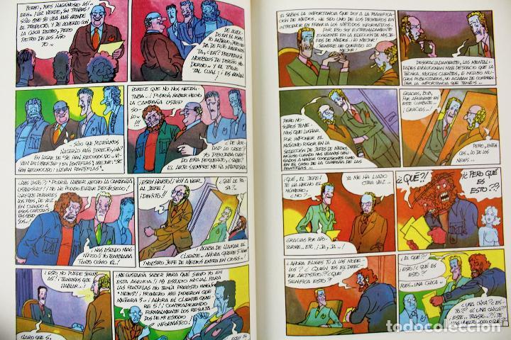 Cómics: COM-186. . LAUZIER. COSAS DE LA VIDA 5. GRIJALBO DARGAUD. AÑO 1987. NUMERO 7. - Foto 3 - 97773527
