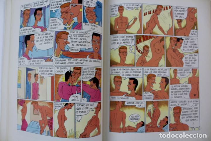 Cómics: COM-186. . LAUZIER. COSAS DE LA VIDA 5. GRIJALBO DARGAUD. AÑO 1987. NUMERO 7. - Foto 4 - 97773527