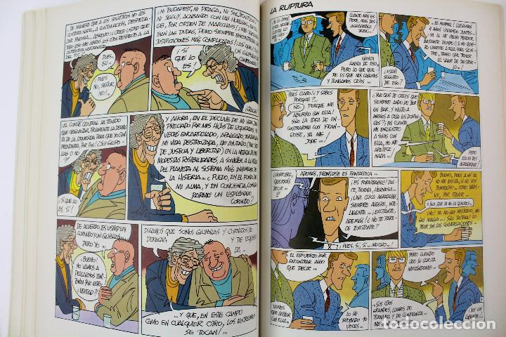 Cómics: COM-186. . LAUZIER. COSAS DE LA VIDA 5. GRIJALBO DARGAUD. AÑO 1987. NUMERO 7. - Foto 5 - 97773527