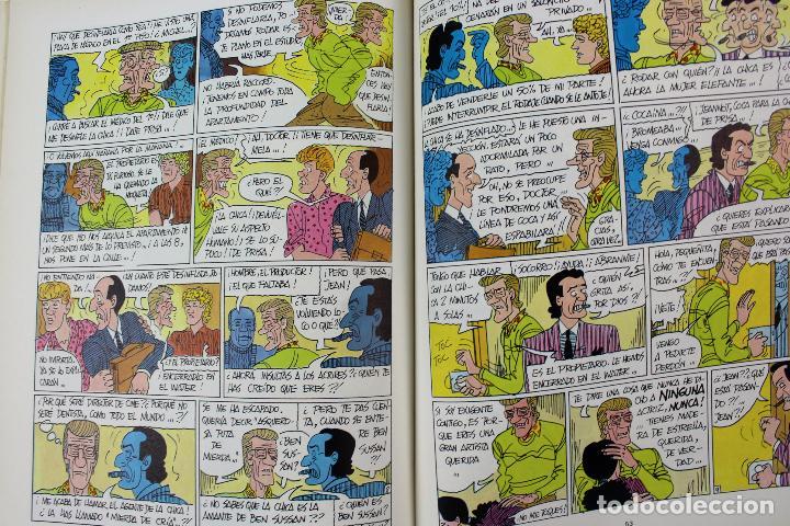 Cómics: COM-186. . LAUZIER. COSAS DE LA VIDA 5. GRIJALBO DARGAUD. AÑO 1987. NUMERO 7. - Foto 6 - 97773527