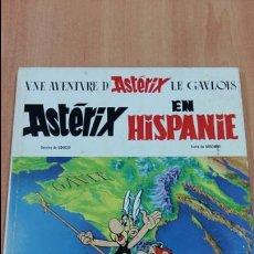Cómics: UNE AVENTURE D' ASTERIX LE GAULOIS. ASTERIX EN HISPANIE. GOSCINNY. 1969. Lote 97933359
