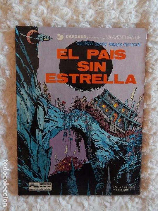 UNA AVENTURA DE VALERIAN - EL PAIS SIN ESTRELLAS N. 2 (Tebeos y Comics - Grijalbo - Valerian)