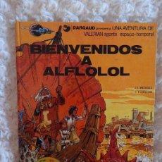 Cómics: UNA AVENTURA DE VALERIAN - BIENVENIDOS A ALFLOLOL N. 3. Lote 98007403