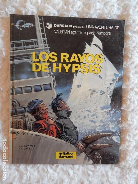 UNA AVENTURA DE VALERIAN - LOS RAYOS DE HYPSIS N. 12 (Tebeos y Comics - Grijalbo - Valerian)
