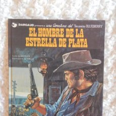 Cómics: UNA AVENTURA DEL TENIENTE BLUEBERRY - EL HOMBRE DE LA ESTRELLA DE PLATA N. 23. Lote 98012391