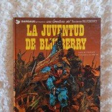 Cómics: UNA AVENTURA DEL TENIENTE BLUEBERRY - LA JUVENTUD DE BLUEBERRY N. 12. Lote 98014155