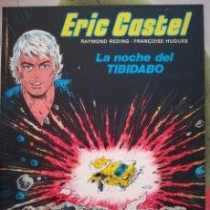 Cómics: ERIC CASTEL. LA NOCHE DEL TIBIDABO . Lote 98062554
