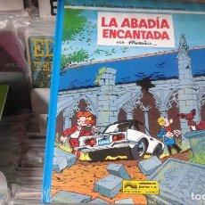 Cómics: LAS AVENTURAS DE SPIROU Y FANTASIO - Nº 35 - LA ABADIA ENCANTADA - GRIJALBO -. Lote 98121159