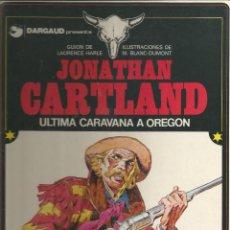 Cómics: JONATHAN CARTLAND GRIJALBO-DARGAUD Nº 1. Lote 98126131
