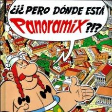 Cómics: ¿ PERO DONDE ESTA PANORAMIX ?!? - LIBRO JUEGO ASTERIX - BETA EDITORIAL 2000 1ª EDICION - BUEN ESTADO. Lote 98226551