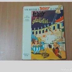 Cómics: ASTERIX GLADIADOR.AÑO 1964.TAPA DURA.DARGAUD.. Lote 98236647