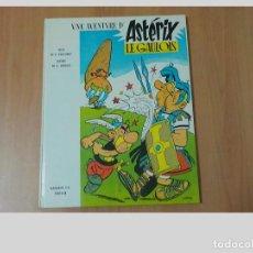 Cómics: ASTERIX Y LOS GALOS.AÑO 1961.TAPA DURA.DARGAUD.. Lote 98237139