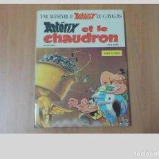 Cómics: ASTERIX Y EL CALDERO DE ORO..AÑO 1969.TAPA DURA.DARGAUD.. Lote 98237495
