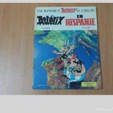 Cómics: ASTERIX EN HISPANIA.AÑO 1969.TAPA DURA.DARGAUD.. Lote 98237851