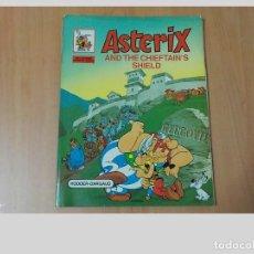 Cómics: ASTERIX Y EL ESCUDO ADVERNO..AÑO 1984.TAPA BLANDA.DARGAUD.. Lote 98239163