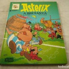 Cómics: ASTERIX Nº 12 A BRETANYA . CATALAN. Lote 98350023