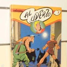 Cómics: COLECCION AL UDERZO Nº 1 CABALLERO SIN ARMADURA - EDICIONES JUNIOR GRIJALBO - OFERTA. Lote 98399019