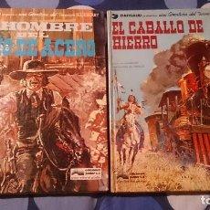 Cómics: LOTE DE 2 COMICS DE BLUEBERRY 3 Y 4. Lote 98509759