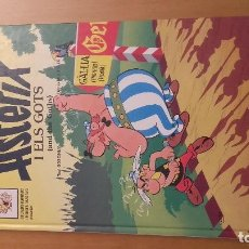 Cómics: ASTERIX I ELS GOTS (AND THE GOTHS) EDICION CATALAN Y INGLES. Lote 98536759