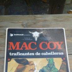 Cómics: MAC COY TRAFICANTES DE CABELLERAS. Lote 98678334