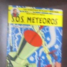 Cómics: S.O.S. METEOROS. MORTIMER EN PARIS. LAS AVENTURAS DE BLAKE Y MORTIMER. Nº 5. EDICIONES JUNIOR 1985. Lote 99059755
