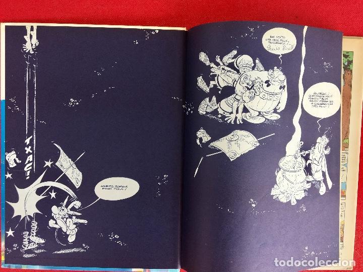 Cómics: Asterix a l'india primera edición 1987 catalán catala obelix buen estado - Foto 5 - 99283591