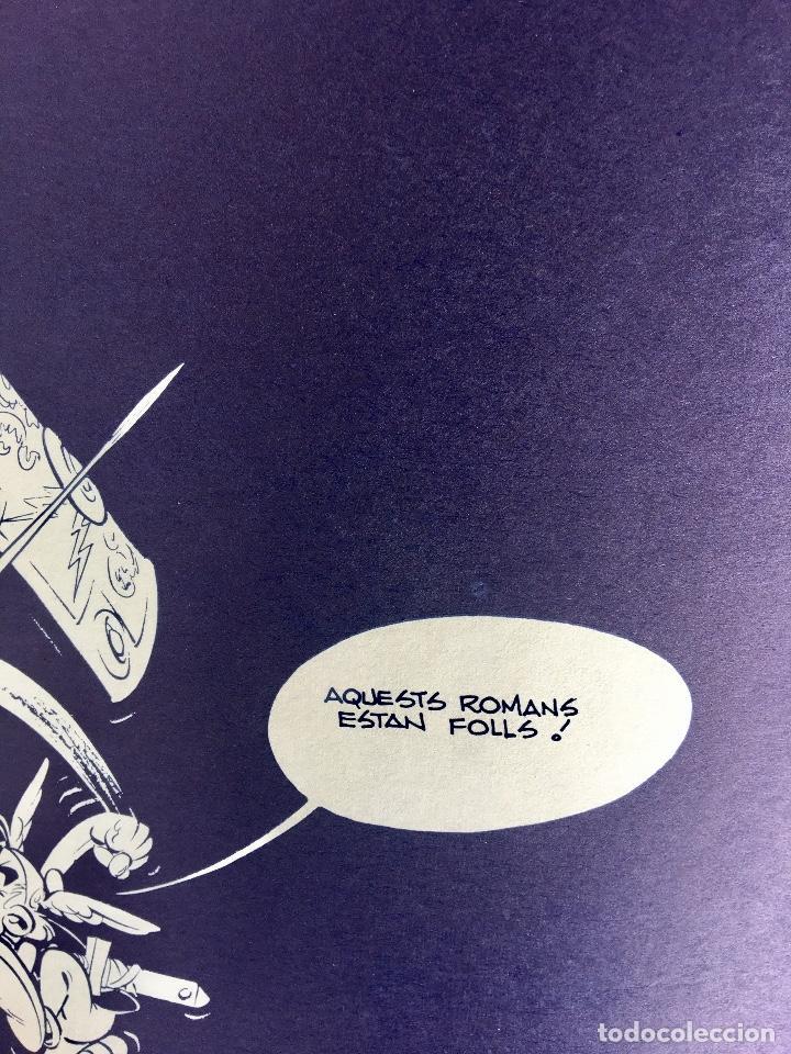 Cómics: Asterix a l'india primera edición 1987 catalán catala obelix buen estado - Foto 15 - 99283591