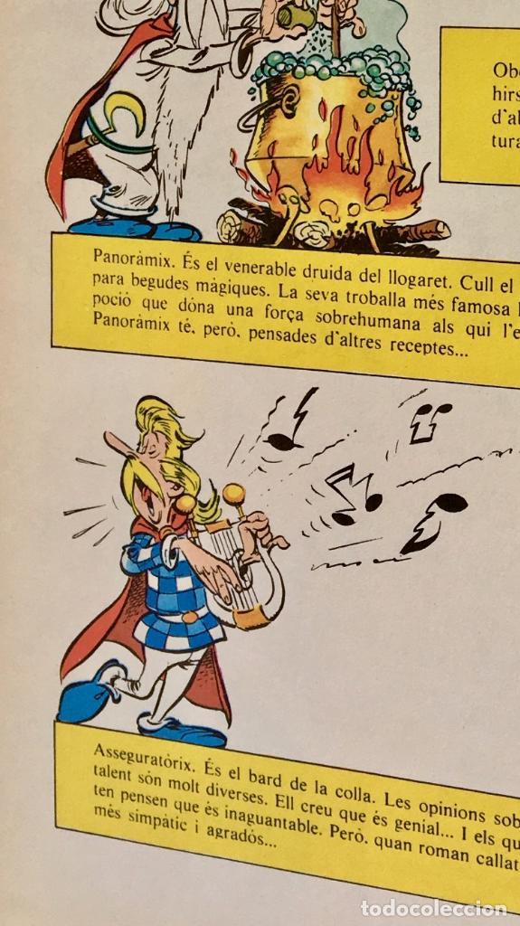 Cómics: Asterix a l'india primera edición 1987 catalán catala obelix buen estado - Foto 16 - 99283591