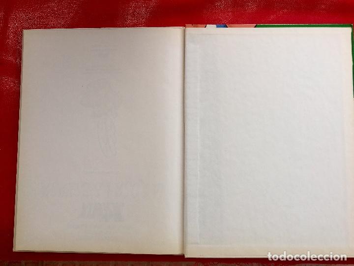 Cómics: Asterix la rosa i lespasa primera edición 1991 catalán catala obelix buen estado - Foto 3 - 99284111