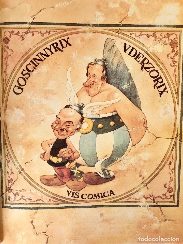 Cómics: Asterix la rosa i lespasa primera edición 1991 catalán catala obelix buen estado - Foto 5 - 99284111