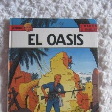 Cómics: LEFRANC- EL OASIS N. 7. Lote 99363555