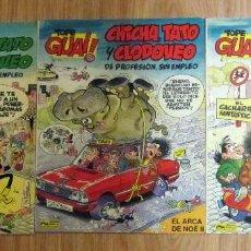 Cómics: LOTE 3 COMICS TOPE GUAI EDITORIAL GRIJALBO 1 - 7 - 12 FRANCISCO IBAÑEZ. Lote 99392311