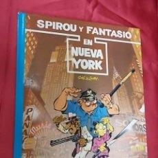 Cómics: LAS AVENTURAS DE SPIROU Y FANTASIO. Nº 25. EN NUEVA YORK. GRIJALBO.. Lote 99399207
