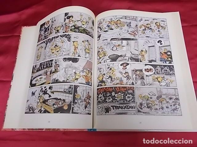 Cómics: LAS AVENTURAS DE SPIROU Y FANTASIO. Nº 25. EN NUEVA YORK. GRIJALBO. - Foto 2 - 99399207