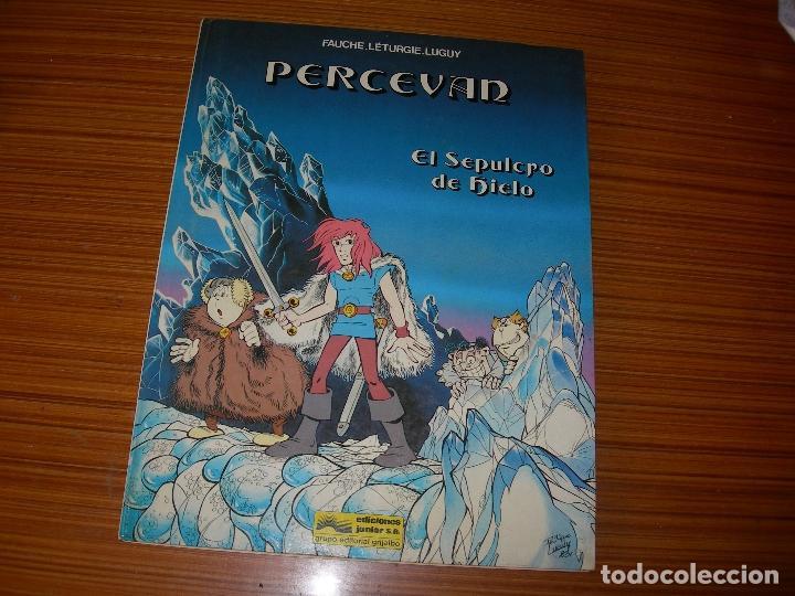 PERCEVAN Nº 2 EDITA GRIJALBO (Tebeos y Comics - Grijalbo - Percevan)