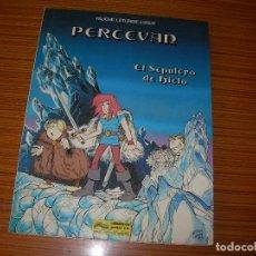 Cómics: PERCEVAN Nº 2 EDITA GRIJALBO . Lote 99575659