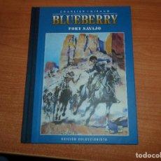 Cómics: TENIENTE BLUEBERRY Nº 1. FORT NAVAJO CHARLIER Y GIRAUD EDICION COLECCIONISTA . Lote 99679999