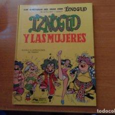Cómics: LAS AVENTURAS DE IZNOGUD N 9 IZNOGUD Y LAS MUJERES TABARY GOSCINNY. GRIJALBO 1979 TAPA DURA . Lote 99727083