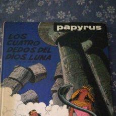 Cómics: PAPYRUS-LOS 4 DEDOS DEL DIOS LUNA-GRIJALBO. Lote 99806795