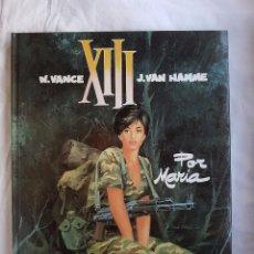Cómics: XIII - POR MARIA Nº 09 - W. VANCE - J. VAN HAMME. Lote 99983167