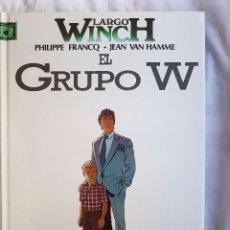 Cómics: LARGO WINCH - EL GRUPO W Nº 2. Lote 99985515