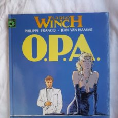 Cómics: LARGO WINCH - O.P.A. Nº 3. Lote 99985863