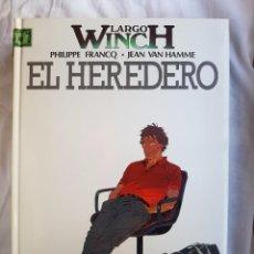Cómics: LARGO WINCH - EL HEREDERO Nº 1. Lote 99985959